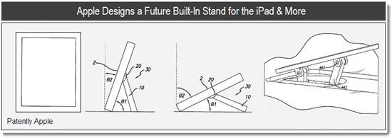 Apple's iPad to Grow a Kickstand?