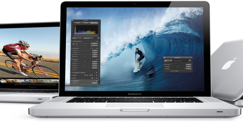 Apple MacBook Pro 2011 official