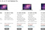 Apple Store open: Get your new MacBook Pro!