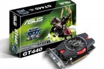 Asus unveils new GT 440 video card with Super Alloy Power tech