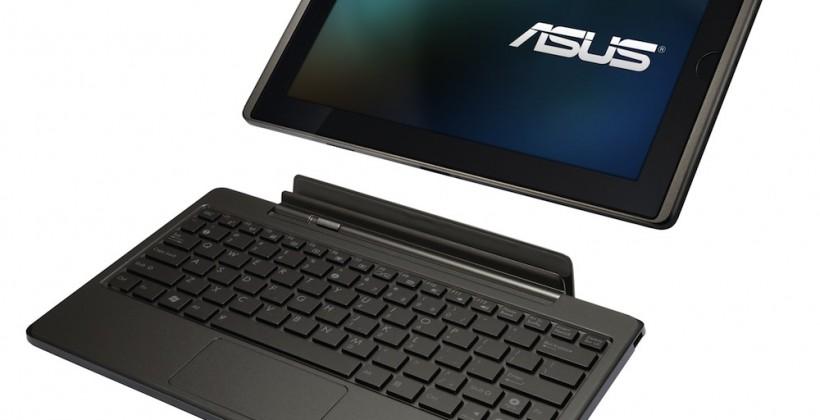 ASUS dates Eee Pad/Eee Slate tablet range