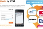 ShopAlerts By AT&T Sends Location-Based Text Ads