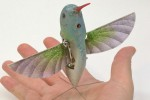 AeroViroment develops operational unmanned aircraft for DARPA that looks like a hummingbird
