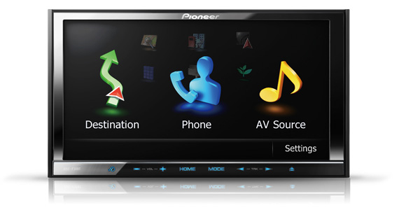 Pioneer Introduces New NavGate Systems To Guide Drivers Safely