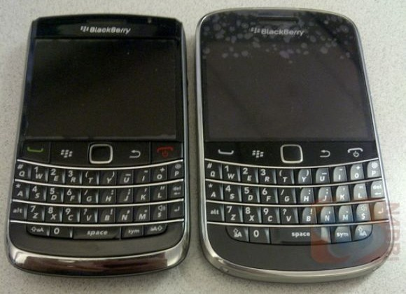 BlackBerry Bold Touch Spotted In The Flesh