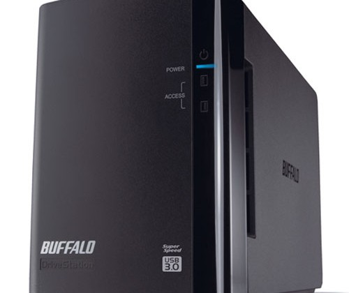 Buffalo adds new USB 3.0 DriveStation Duo and DriveStation Quad solutions