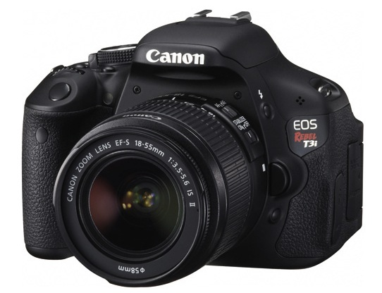 Canon Rebel T3i and T3 official: Affordable DSLRs