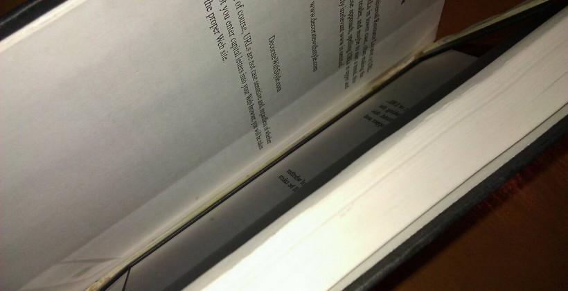 NOOKcolor Owner Creates Custom BOOKcase