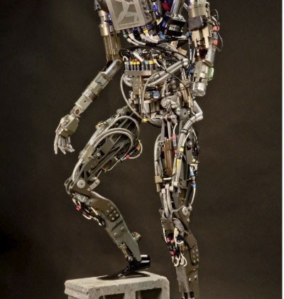 Cheetah and Atlas are DARPA inspired robots