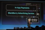 BlackBerry App World 2.1 goes live with in-app payments