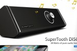 SuperTooth Disco Bluetooth audio device packs 28W of power