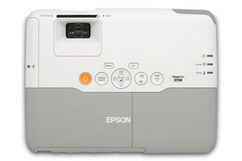 Epson unveils PowerLite 915W and PowerLite 905 projectors