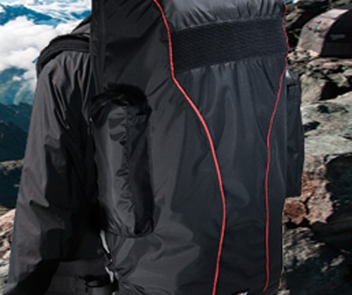 MWC 2011: SwissQual's Diversity Ranger is the Backpack of the Future