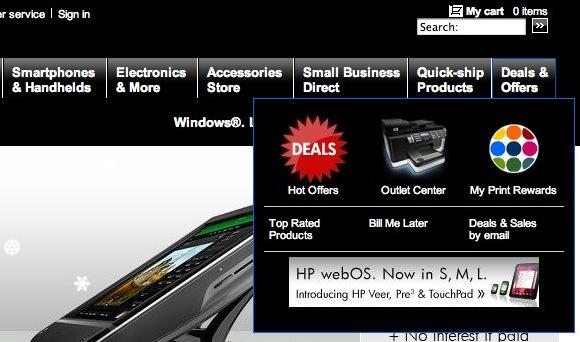 HP Pre3 and HP Veer webOS smartphones leak