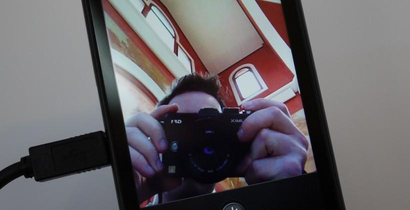 HTC Desire S hands-on [Video]