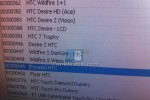 HTC Flyer, Pyramid, Desire 2, Wildfire S and LG Star Tab name-checked in purported inventory leak