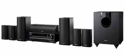 Onkyo Debuts Two Affordable Home Theater Systems