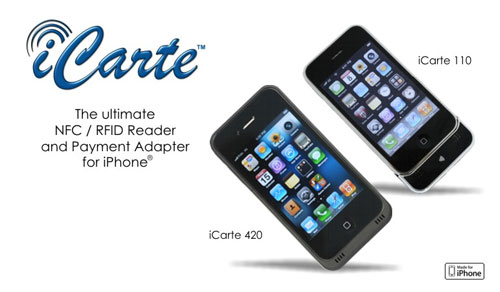 MasterCard pushing mobile payments on iPhone using iCarte
