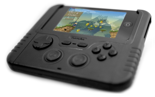 iControlPad with Bluetooth Shipping This Month