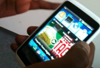 INQ Mobile's First Attempt At Facebook Phone