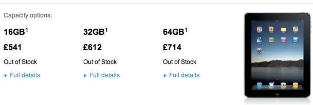 Apple iPad stock shortages tip iPad 2 imminent