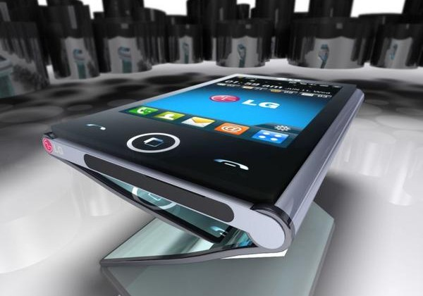 LG Triptych: Phone Morphs Into Tablet Concept Design