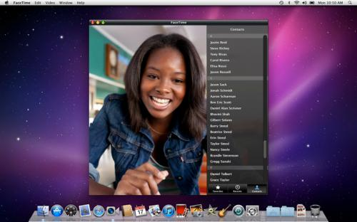 FaceTime for Mac 1.0 hits Mac App Store for $0.99
