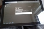 Motorola XOOM rooted already