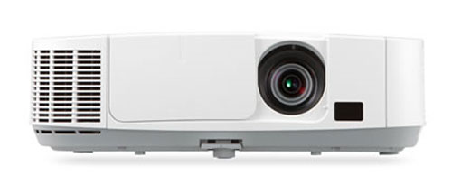 NEC adds new P350X, P350W, and P420X projectors to line
