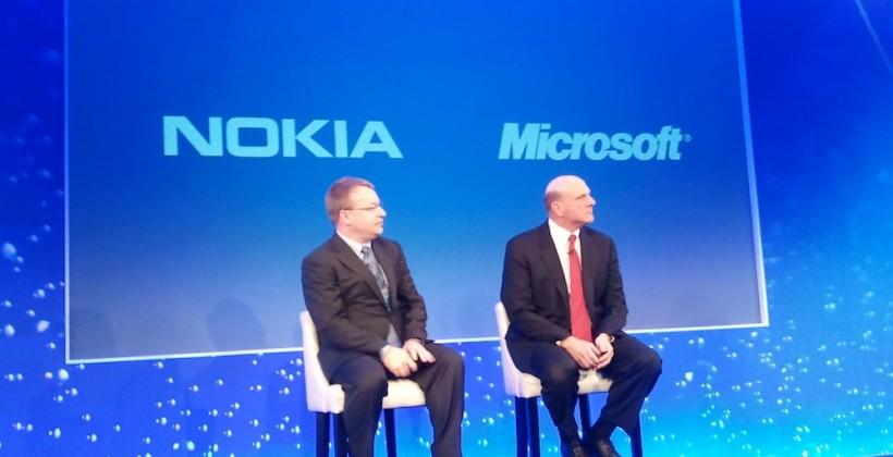 partnership with Nokia
