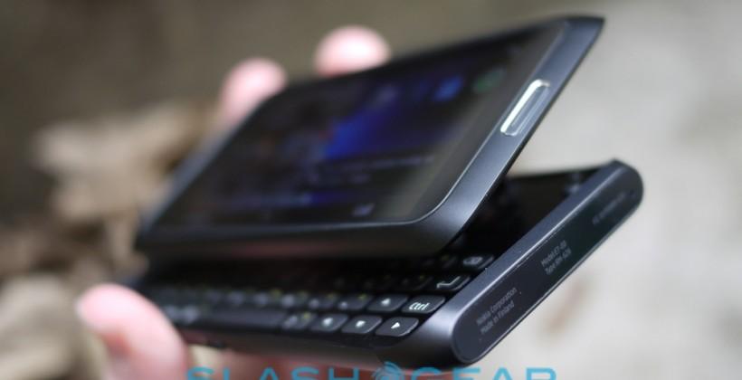 Nokia E7 shipping: Hands-On