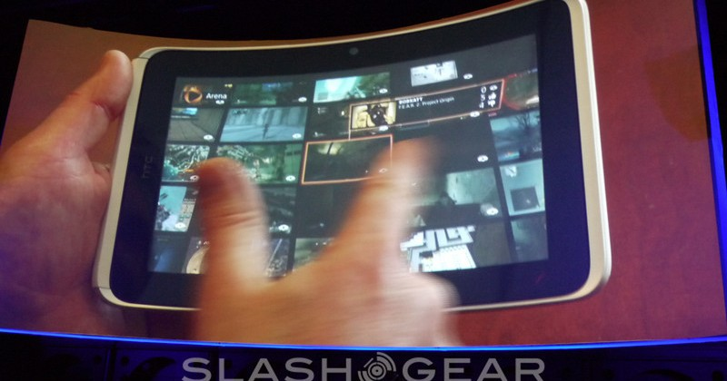OnLive Cloud Gaming on HTC Flyer [Video]