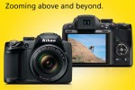 Nikon Coolpix P500 puts the mega in megazoom