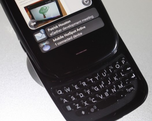 Palm Pre Plus gets webOS 2.1.0 update in Germany