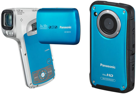 Panasonic Releases New HD Cameras and Camcorders