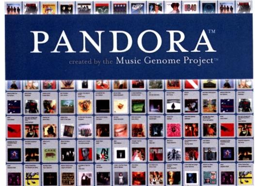 Pandora looks beyond music in IPO