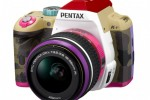 Pentax K-r Bonnie Pink Model DSLR: limited edition, limited taste