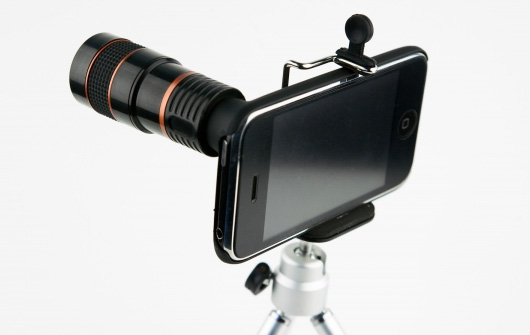 Photojojo Telephoto 8X Lens For Your iPhone Camera