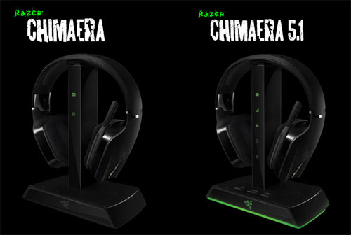 Razer Chimaera and Chimaera 5.1 headphones for Xbox and PC gamers drop soon