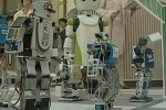 World's First Robot Marathon in Osaka, Japan