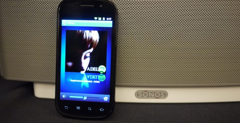 Sonos' Android Controller app gets hands-on demo [Video]