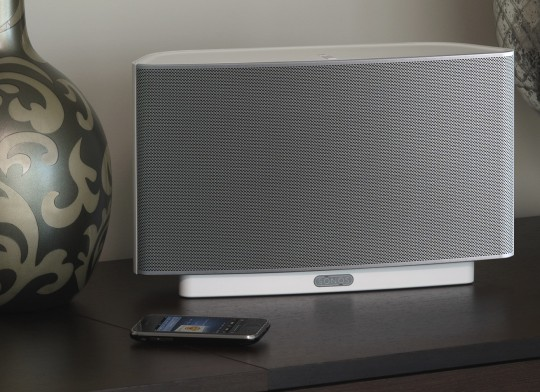 Sonos adds XM streaming to multiroom audio systems