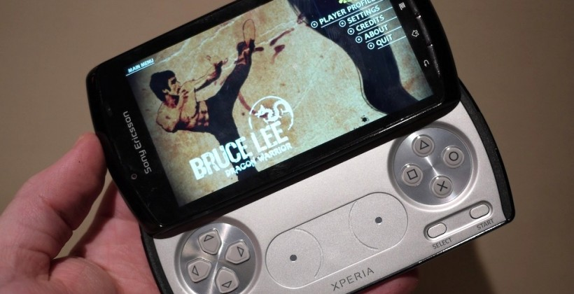 The XPERIA Play's Gaming Appeal Is Practically Non-Existent