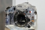 Sony translucent mirror DSLR prototype gets covetable casing