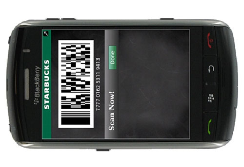 Stabucks mobile payment app easily scammed by simple screengrab