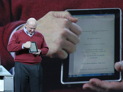 Microsoft Windows 8 Tablet Demo Possibly In June