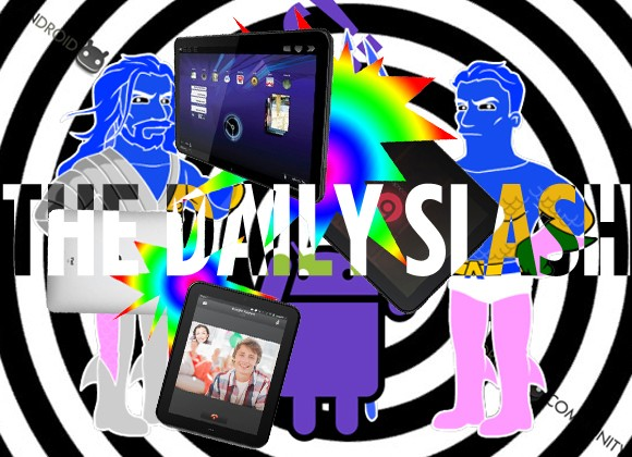 The Daily Slash: February 9, 2011