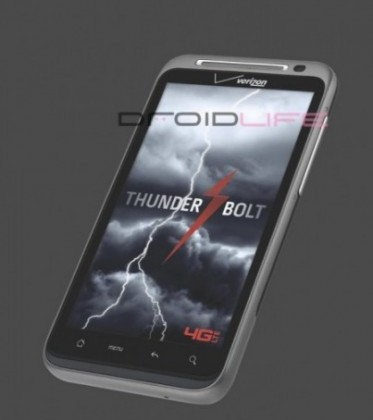 Best Buy taking pre-orders on HTC ThunderBolt