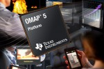 TI OMAP 5 outed: twin Cortex-A15 cores, Kinect-style tracking, more