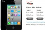 Verizon iPhone 4 general pre-sales open
